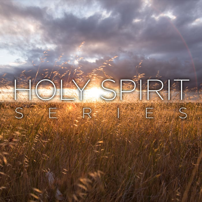 Holy Spirit Series MP3s
